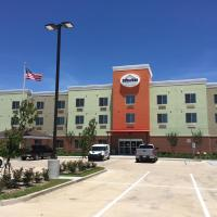 Suburban Extended Stay Hotel Donaldsonville, hotel in Donaldsonville
