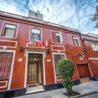 Hotel Sahara Inn, hotel em Santiago