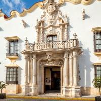 Palacio Marques de la Gomera, hotel en Osuna