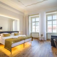 Golden Star, hotel in Hradcany, Prague