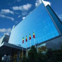 GHS Hotel, отель в городе Браззавиль