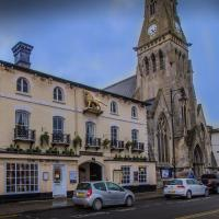 The Golden Lion Hotel, St Ives, Cambridgeshire, hotel in St. Ives