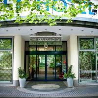 City Hotel Fortuna Reutlingen, отель в Ройтлингене
