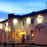 The Gregory, hotel in Grantham