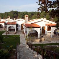 Apolithomeno Dasos Holiday Villas, hotel in Lefkimmi