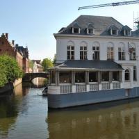 Hotel Duc De Bourgogne, hotel in Bruges