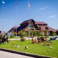 Парк-Отель Konakoff, отель в Конакове