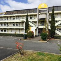 Premiere Classe Nevers Varennes Vauzelles, hotel in Varennes Vauzelles