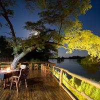 Camp Nkwazi, hotel in Livingstone