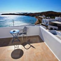 Paradise Beach Rooms & Apartments, hotel in Paradise Beach