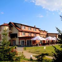 Hotelik Wulpink Majdy Olsztyn, hotel in Majdy
