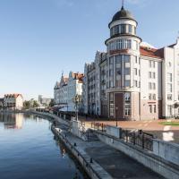 Kaiserhof Hotel, hotel en Kaliningrado
