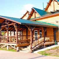Zhukova Gora, отель в Касимове