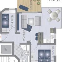 Apartment Seestern, Hotel in Großenbrode