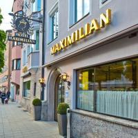Hotel Maximilian - Stadthaus Penz, hotel din Innsbruck