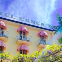 Hotel Conca D'Oro ***S
