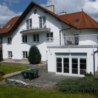 Pension Najdek, отель в городе Ждяр-над-Сазавоу