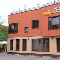Gilija, viešbutis Šilutėje