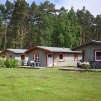 Feriencamp Trassenheide, отель в городе Трассенхайде