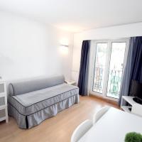 Apartamentos Sercotel Jauregui, hotel en Hondarribia
