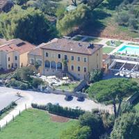 Hotel Villa Cheli, hotel a Lucca