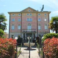 Park Hotel Villa Leon d'Oro, hotell i Noventa di Piave