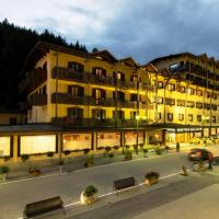 Savoia Palace Hotel, hotell i Madonna di Campiglio