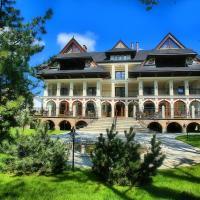 Hotel Logos, hotel in Zakopane