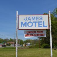 James Motel, hotel in Monroe