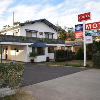 Alkira Motel, hotel em Cooma