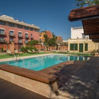 Apartaments Suites Sant Jordi, hotell sihtkohas Montbrió del Camp