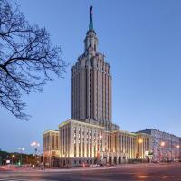 Hilton Moscow Leningradskaya, хотел в Москва