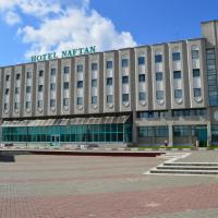 Naftan, отель в Новополоцке
