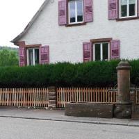 Un gîte dans la vallée, hótel í Obersteinbach
