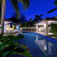 BAAN RIM TALAY - 2 Bedroom Beach Side Villa