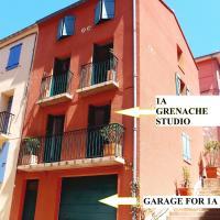 Grenache, hotel in Port-Vendres