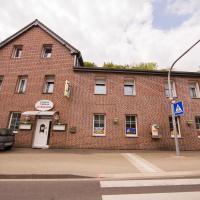 Hotel Burghof, hotel v mestu Stolberg