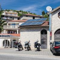 Apartmani Monaco, hotel in Ploče