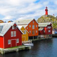 Ona Havstuer - by Classic Norway Hotels, hotell i Ona