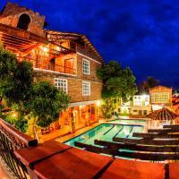 Hosteria de la Plaza Menor, hotel in Santa Fe de Antioquia