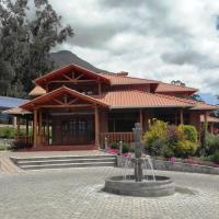 Hostería San Clemente, hotel em Ibarra