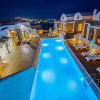 Nautilus Dome, Hotel in Fira