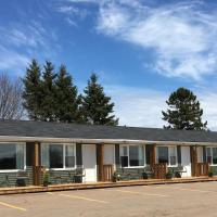 Royalty Maples Cottages and Motel, hotel em Charlottetown