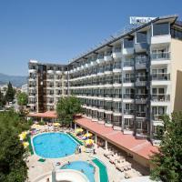 Monte Carlo Hotel, отель в городе Аланья