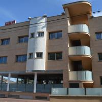 Hotel Pitort, hotell i Castelldefels