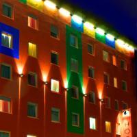 1st Creatif Hotel Elephant, отель в Мюнхене