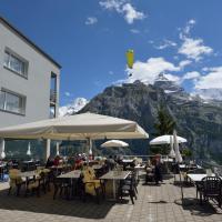 Hotel Edelweiss Superior, hotel in Mürren