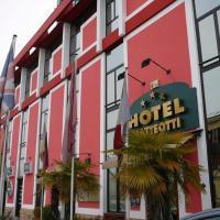 Hotel Matteotti, hotel in Vercelli