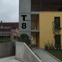 Hotel-T8, hotel in Unterentfelden