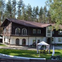 Motel Chalet, hotel in Vita-Pochtovaya